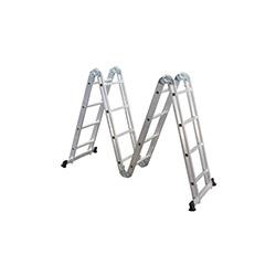 4 Kırılımlı Akrobat Merdiven - 4.75 Metre