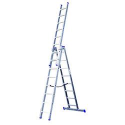 Bigmaster A Tipi Alüminyum Tek Sürgülü Merdiven - 2 Metre