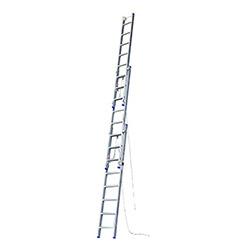 Bigmaster İpli Makaralı Sürgülü Merdiven - 6 Metre
