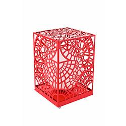 Vito Masa Lambası - Kırmızı