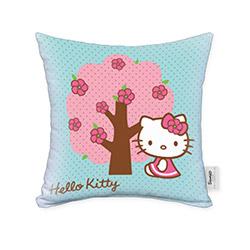 Hello Kitty 017 Lisanslı Dekoratif Kırlent