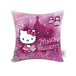 Hello Kitty 033 Lisanslı Dekoratif Kırlent