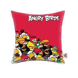 Angry Birds Angry_24 Lisanslı Dekoratif Kırlent