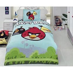 Angry Birds Ab_03 Lisanslı Tek Kişilik Nevresim Takımı