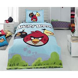 Angry Birds 003 Lisanslı Dört Mevsim Tek Kişilik Set