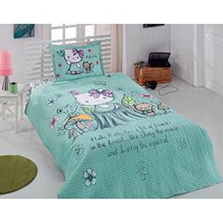 Hello Kitty Lisanslı Spring Lady Tek Kişilik Complete Set