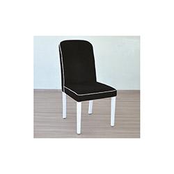Comfy Home Hera Fitilli Sandalye - Siyah