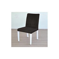 Comfy Home Hera Düz Sandalye - Siyah