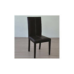 Comfy Home Umut Sandalye - Siyah