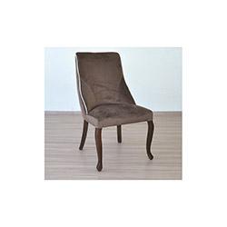 Comfy Home Panç Düz Sandalye - Kahverengi