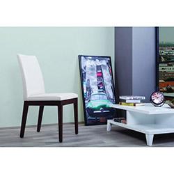 Comfy Home Buket Sandalye - Beyaz