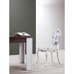 Comfy Home Yıldız Sandalye - Beyaz