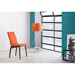 Comfy Home Monoblok Sandalye - Turuncu
