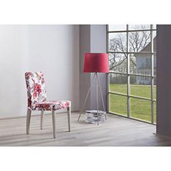 Comfy Home Palmiye Sandalye - Kırmızı