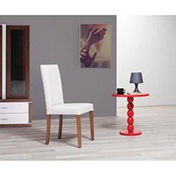Comfy Home Giydirme Sandalye - Krem