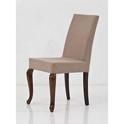 Comfy Home Parlak Lükens Sandalye - Bej