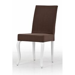 Comfy Home Lükens Sandalye - Kahverengi