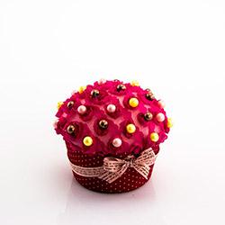Mukko Home LNY692-4 Cupcake İğnelik