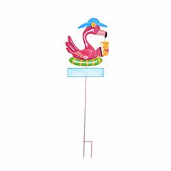 Simple Living 59411 Metal Flamingo
