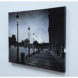 Berlin Led Kanvas Tablo - 40 x 50 cm