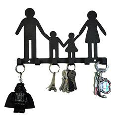 Concept Lifes Aile Anahtar Askılığı