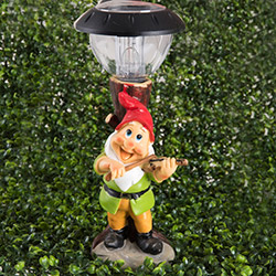 Simple Living 002 Cüce Figürlü Solar Lamba