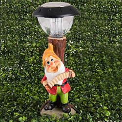 Simple Living 007 Cüce Figürlü Solar Lamba