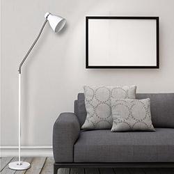 Safir Light Lambader - Beyaz