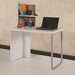 Adetto İzhar 1 Çalışma Masası - Beyaz / Patara