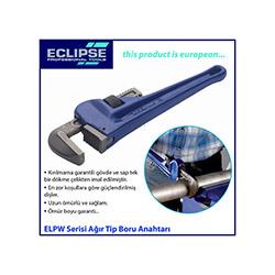 Eclipse Elpw12 Ağır Tip Boru Anahtarı - 51 mm