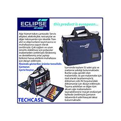 Eclipse Profesyonel Tekstil Takım Çantası - 44x20x33 cm