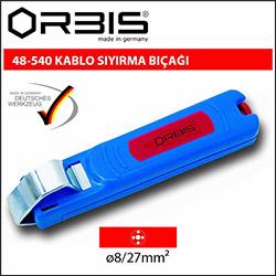 Orbis 48-540 Kablo Sıyırma Bıçağı - 130 mm