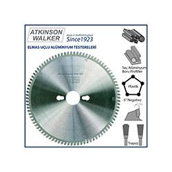 T16120 Nfe Elmas Alüminyum Testeresi - 120 Diş