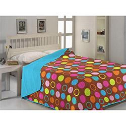 Fabress 803 Kırmızı Tek Çift Kişilik Micro Saten Yatak Örtüsü
