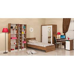 Modalife Cool Genç Odası Takımı - Sümela / Beyaz