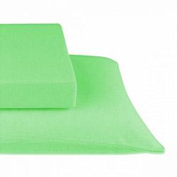 Elegans 174 Lastikli Penye Çift Kişilik Çarşaf Takımı - Fıstık Yeşili