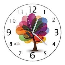 iF Clock F84 Duvar Saati - 30 cm