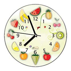 iF Clock G4 Duvar Saati - 30 cm