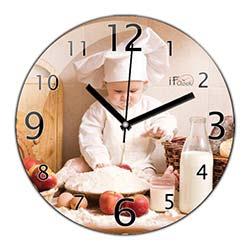 iF Clock G20 Duvar Saati - 30 cm