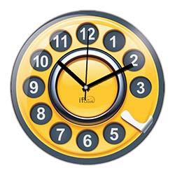 iF Clock W24 Duvar Saati - 30 cm
