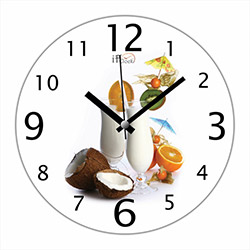 İf Clock G18 Duvar Saati