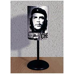 iF-Dizayn AB76 Che Guevara Baskılı Abajur - Siyah