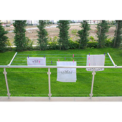 Balkon Çamaşır Kurutma Askısı