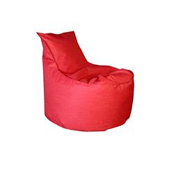 Freeandjoy Joymix Polyester Standart Armut Koltuk Kılıfı - Kırmızı