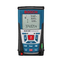 Bosch GLM 150 + BS 150 Profesyonel Lazer Metre (Mesafe 150 Metre)