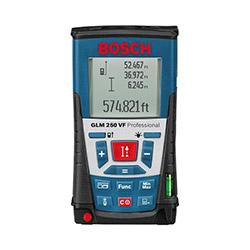 Bosch GLM 250 VF + BS 150 Profesyonel Lazer Metre (Mesafe 250 Metre)