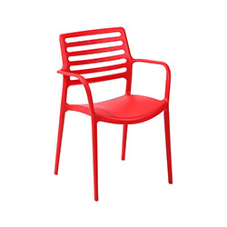 Tilia Louise XL Sandalye - Kırmızı
