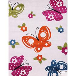 Merinos 20108-060 Kelebek Çocuk Halısı - 160x230 cm