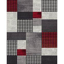 Padişah Çizgi 04 Modern Halı - 160x230 cm