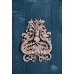 House2Home BT-H2HLH50 Antik Döküm Kapı Tokmağı